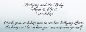 bullying and the body
