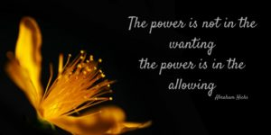 allowing, manifesting, dreams, healing, intention, energy work