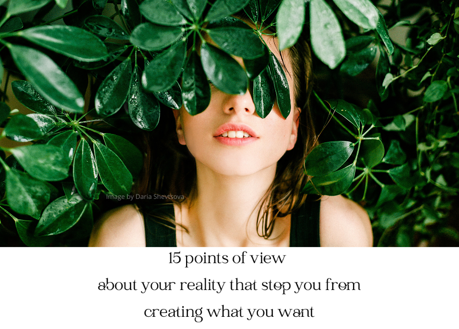 15 Points of View Blocking You From Creating